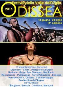 Copertina Odissea 2016