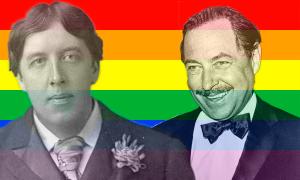 Giornata mondiale contro l'omofobia: i casi di Oscar Wilde e Tennessee Williams